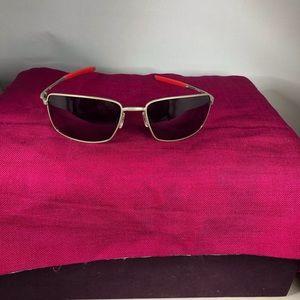 Oakley W Square Wire Sunglasses
